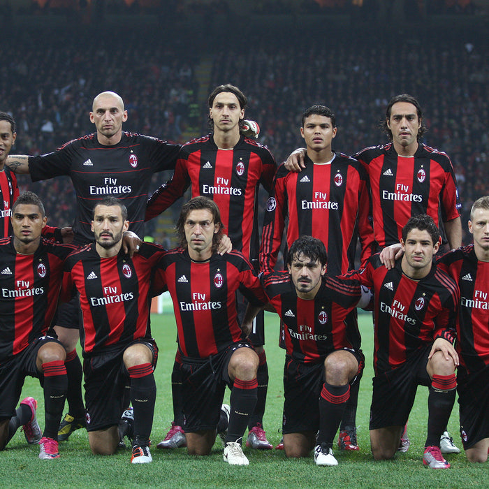 🇮🇹 Milan Supporters Club - a history of the Italian Titans.