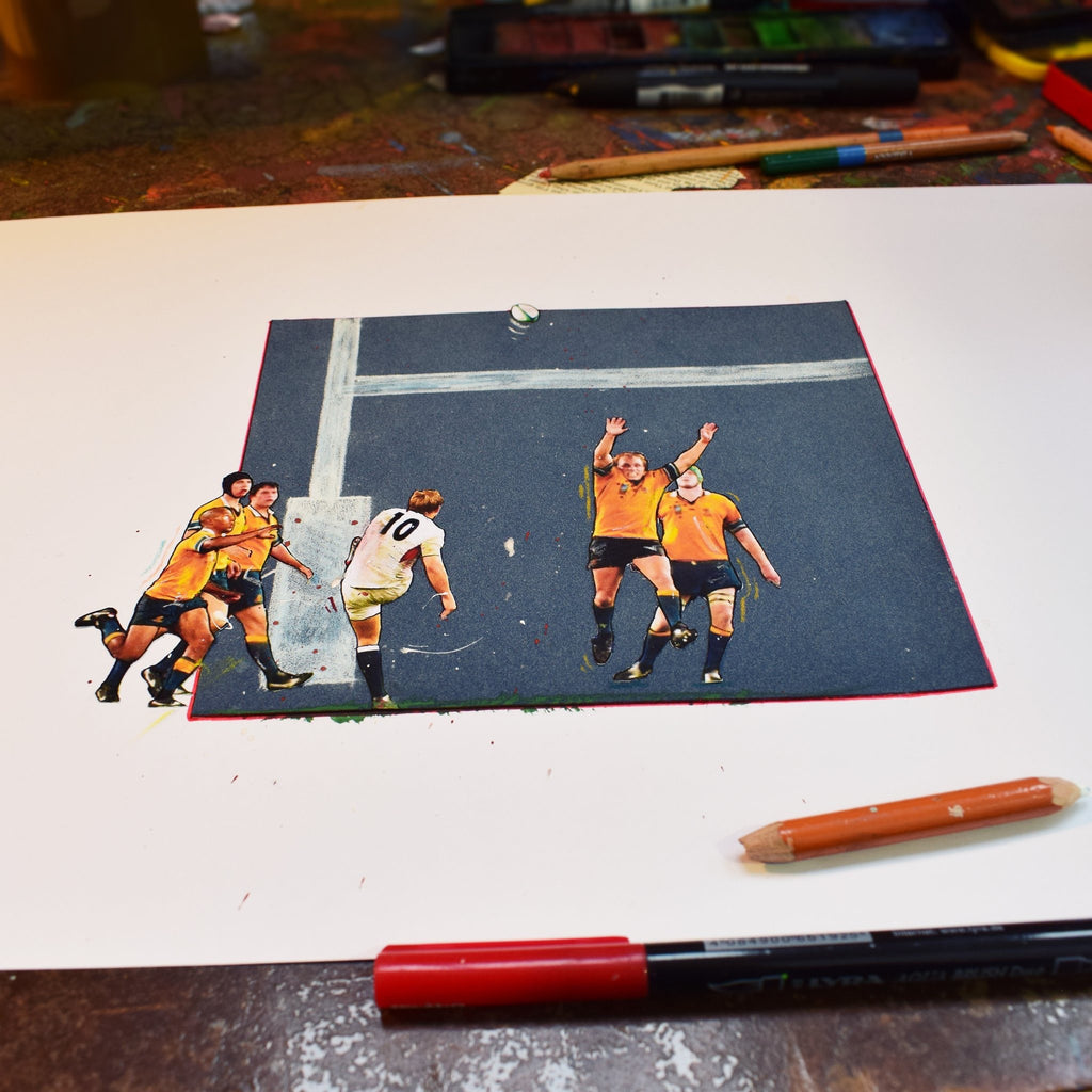 What we've been up to - Art of Rugby