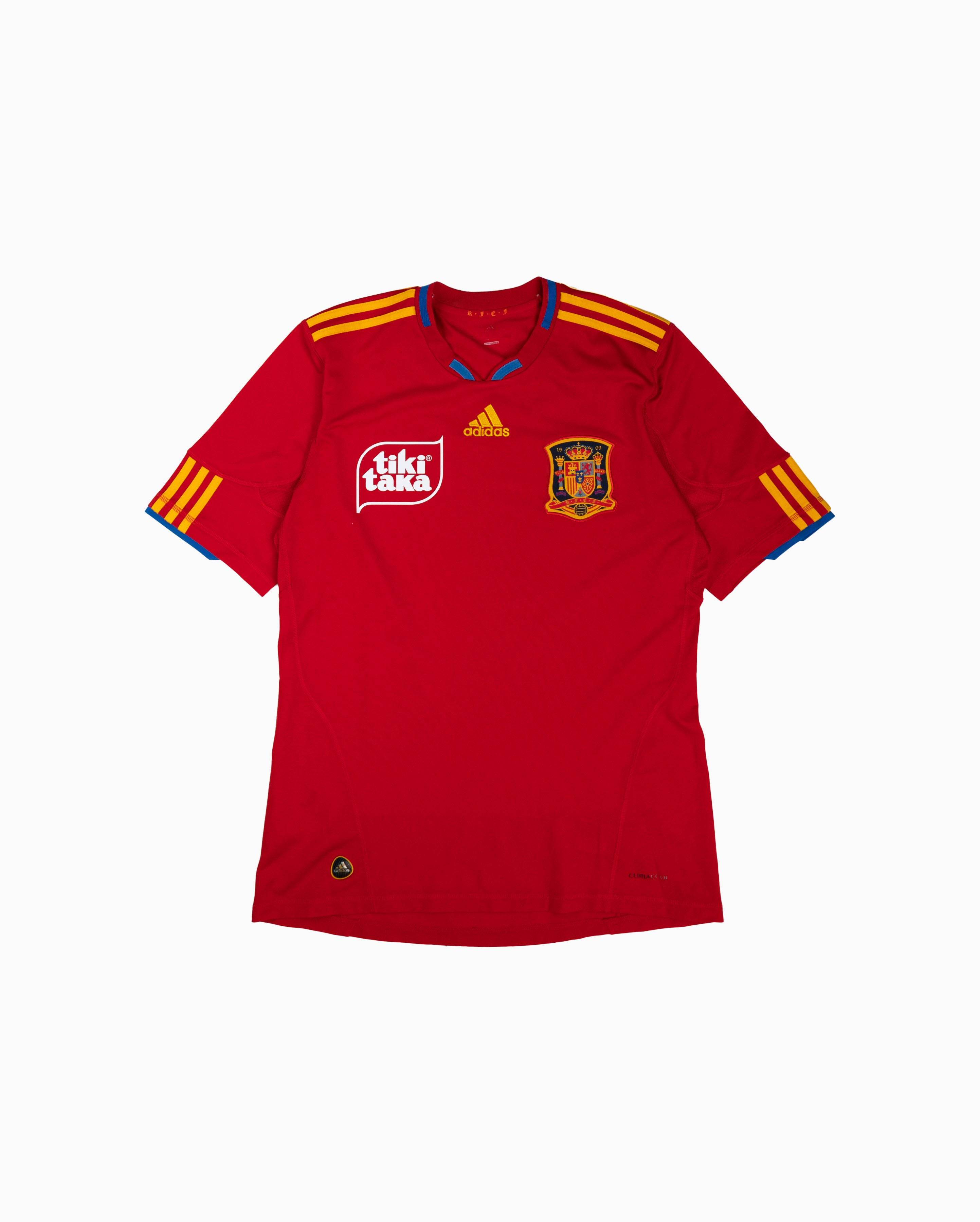 Customised Tiki Taka Spain shirt M #1