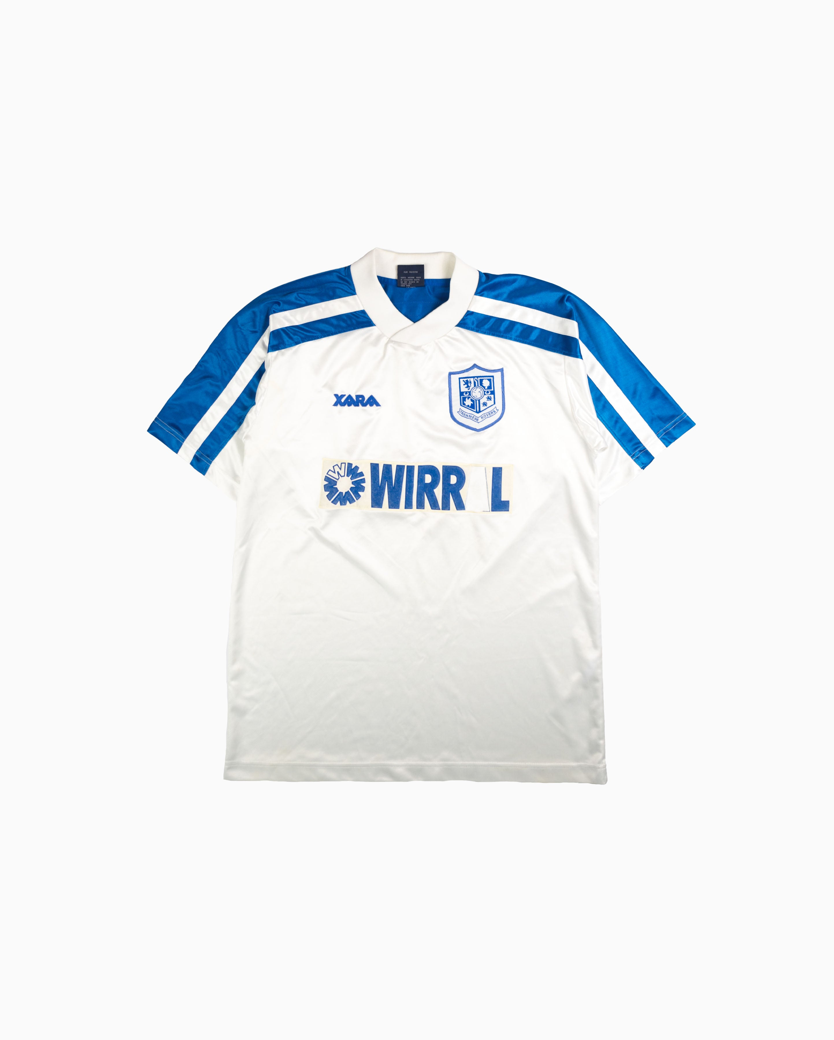 Tranmere Rovers 2000-02 Home Shirt M #280