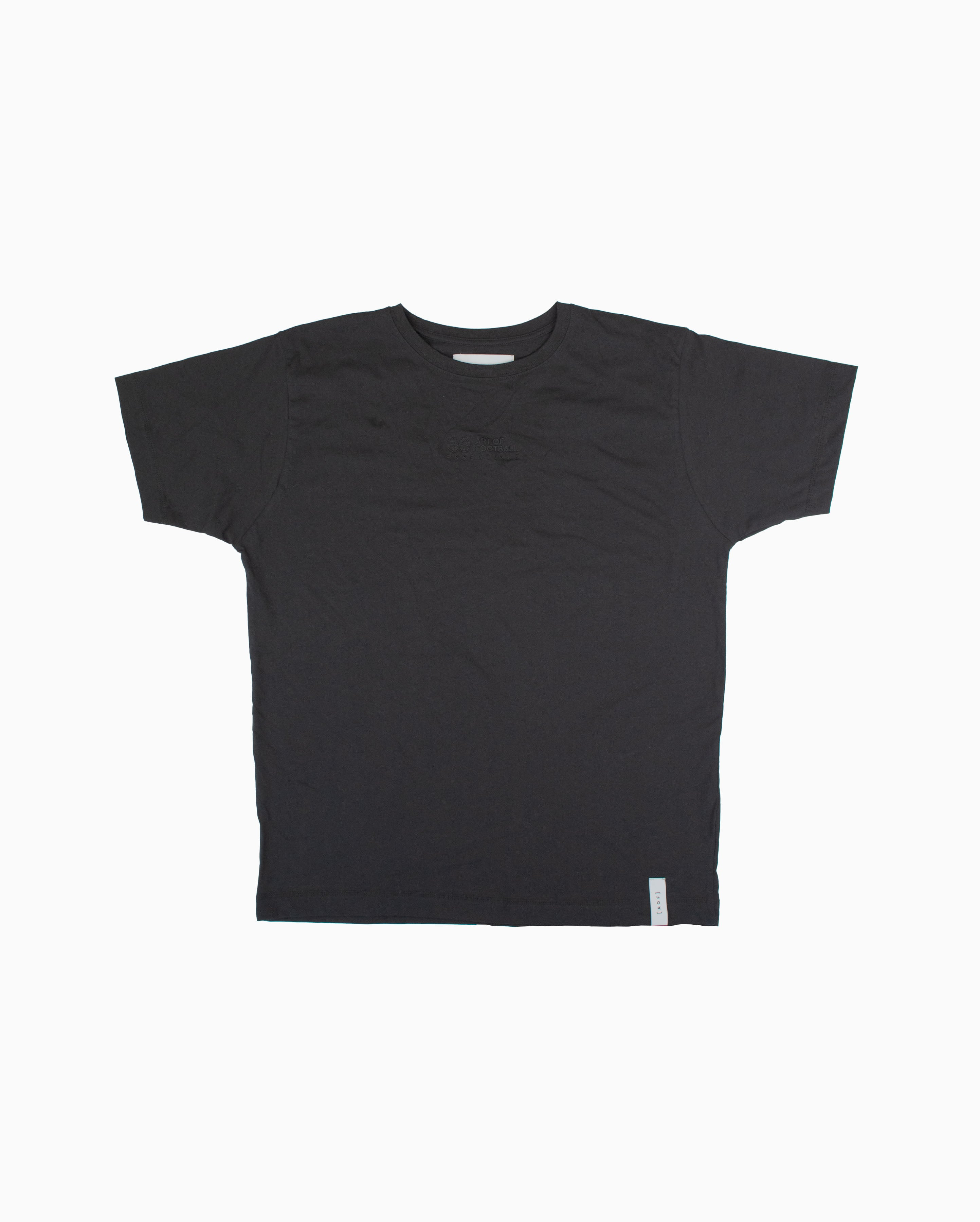 [AOF] ESSENTIALS - Embroidery - BLACKOUT