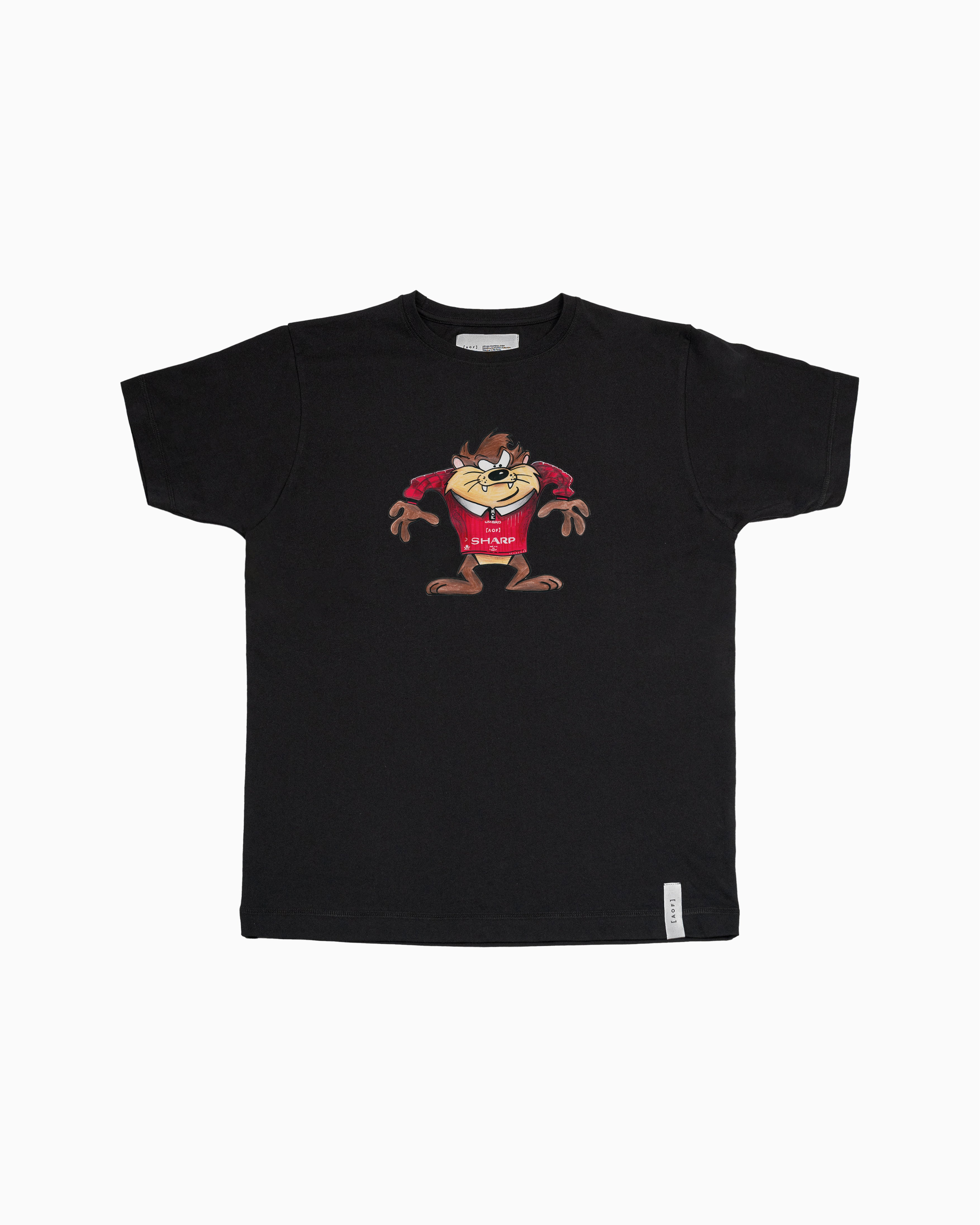 Red Devil - Tee or Sweat
