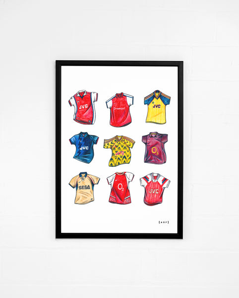 AFC Classics - Print or Canvas
