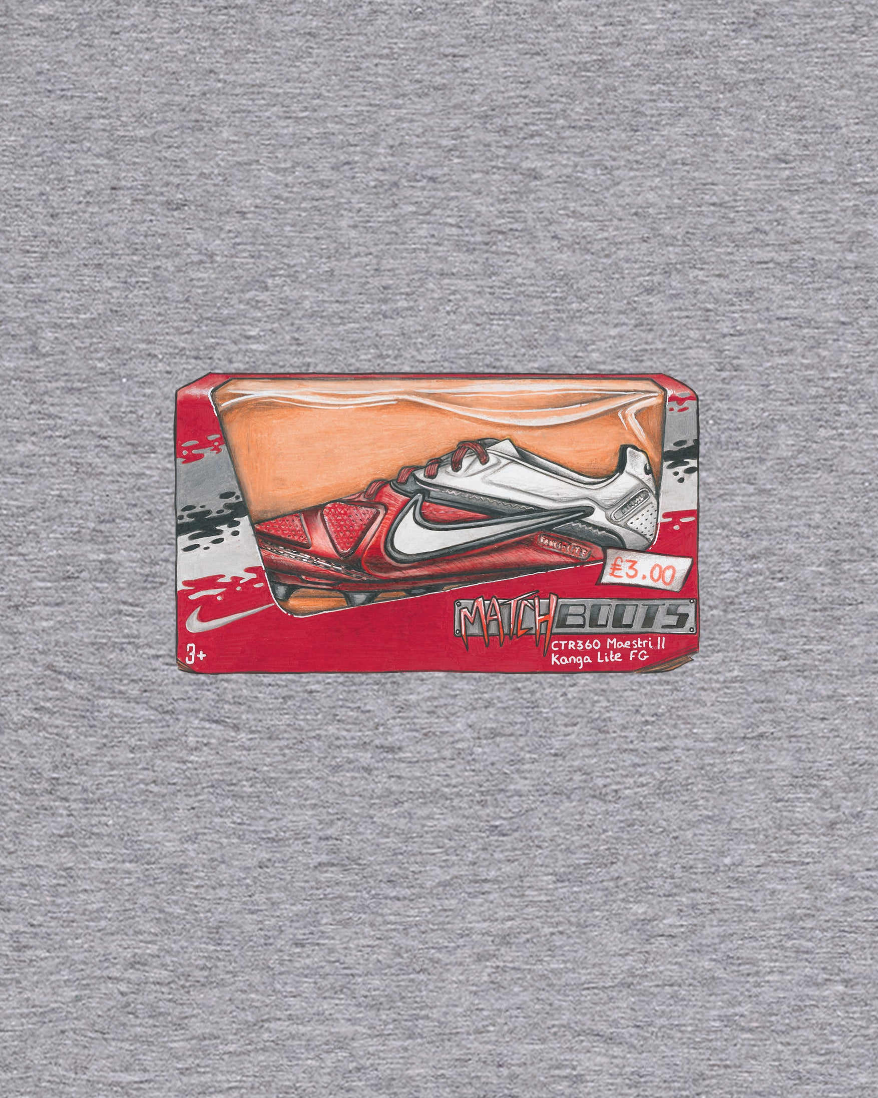 CTR 360 Maestro Matchboots - Tee or Sweat