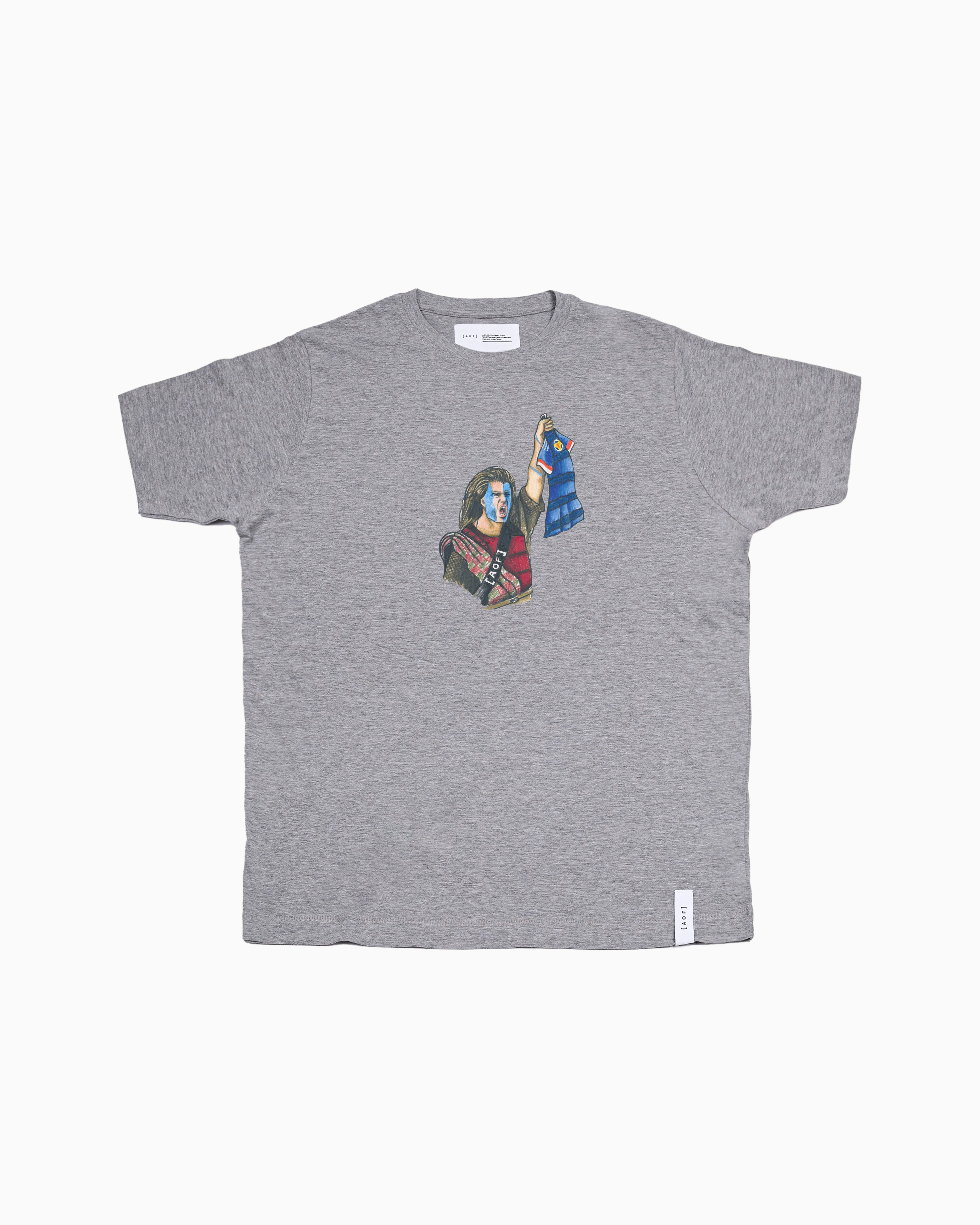 Braveheart - Tee or Sweat