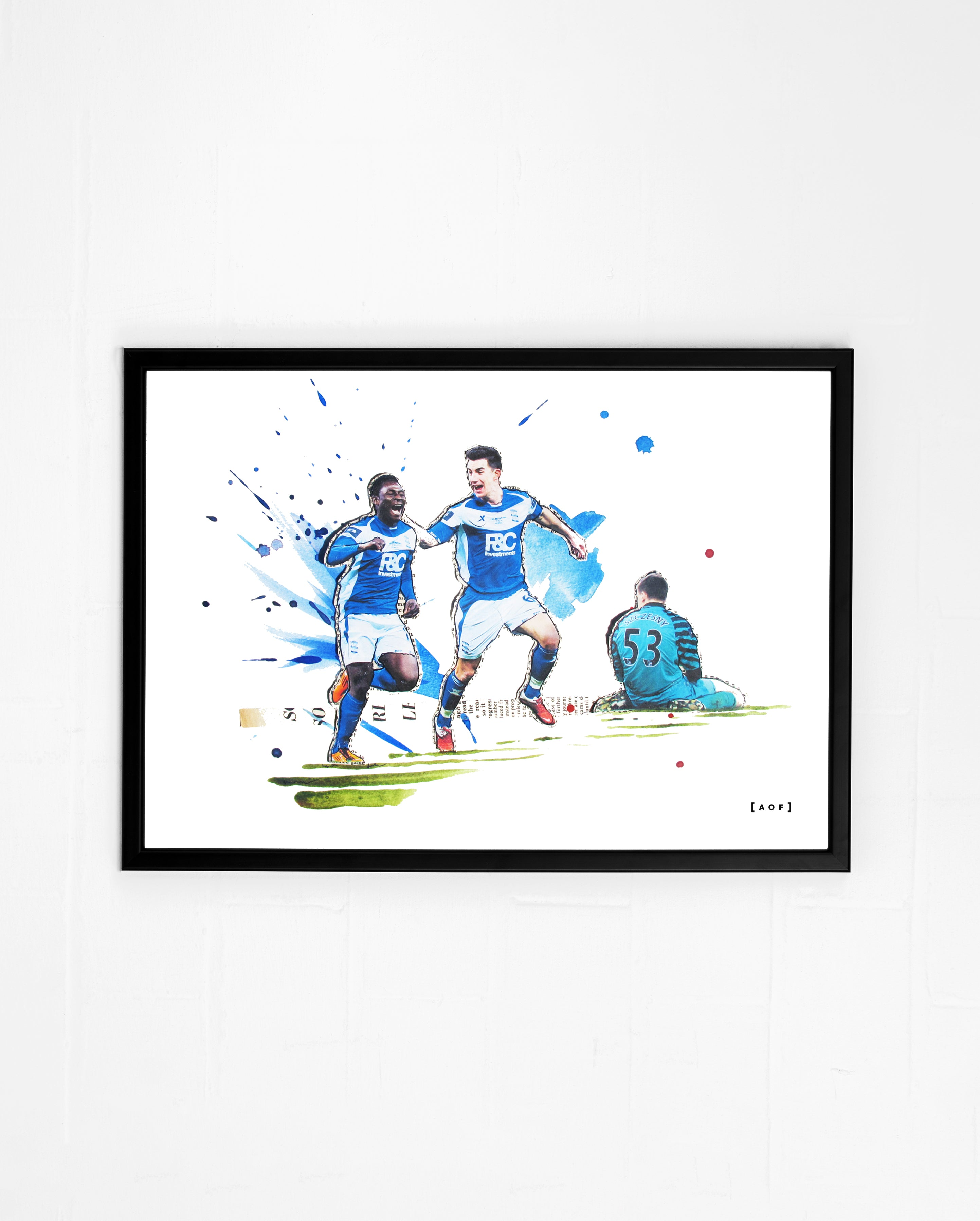Blue Heaven - Print or canvas