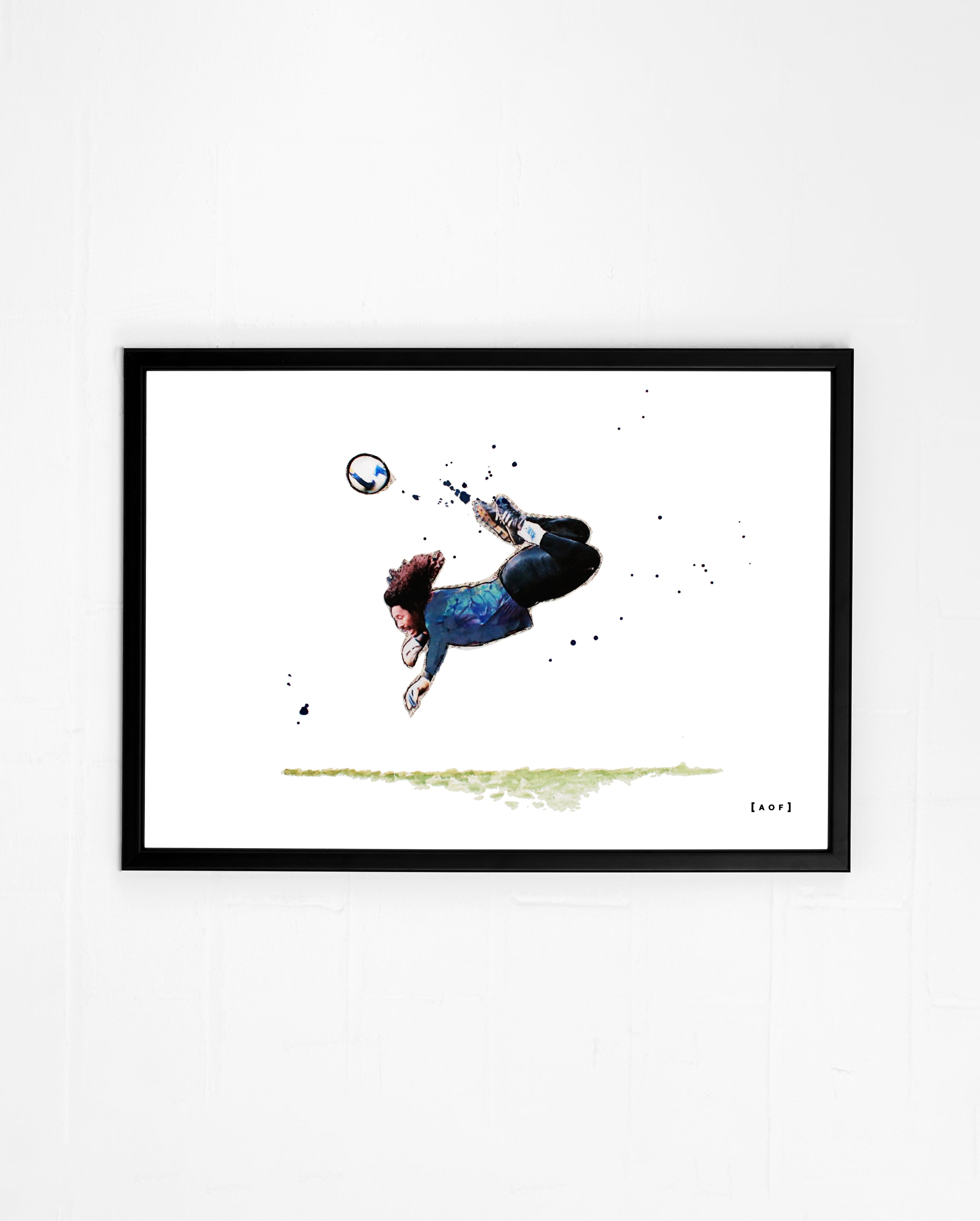 Scorpion Kick - Print or Canvas