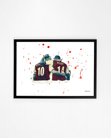 Invincibles - Print or Canvas