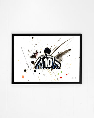 Alessandro Del Piero - Print or canvas