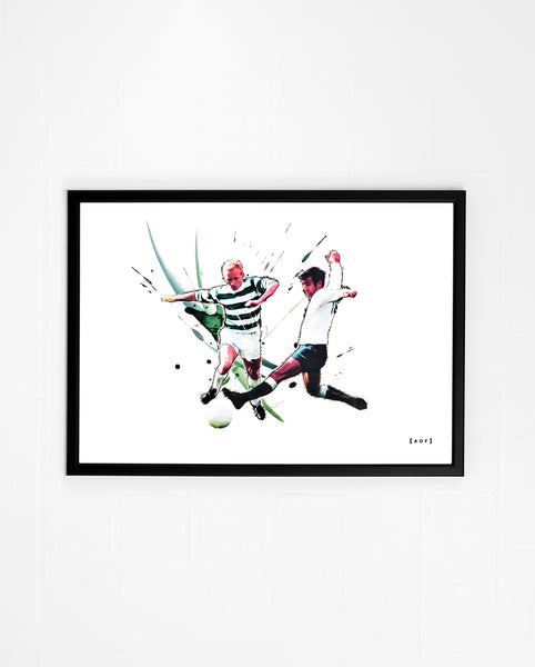 Jinky - Print or Canvas