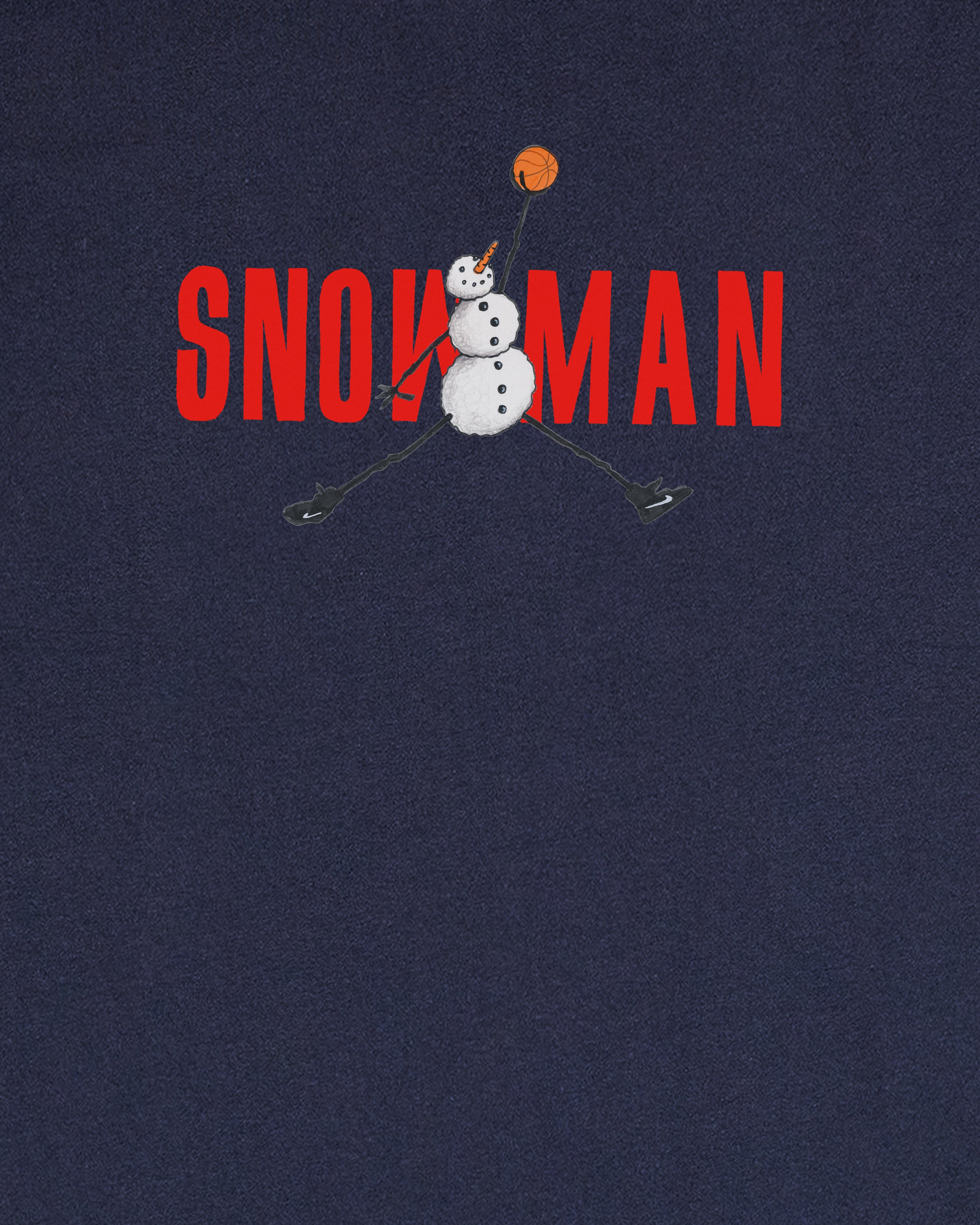 Snowmen Can't Jump  - Tee or Sweat