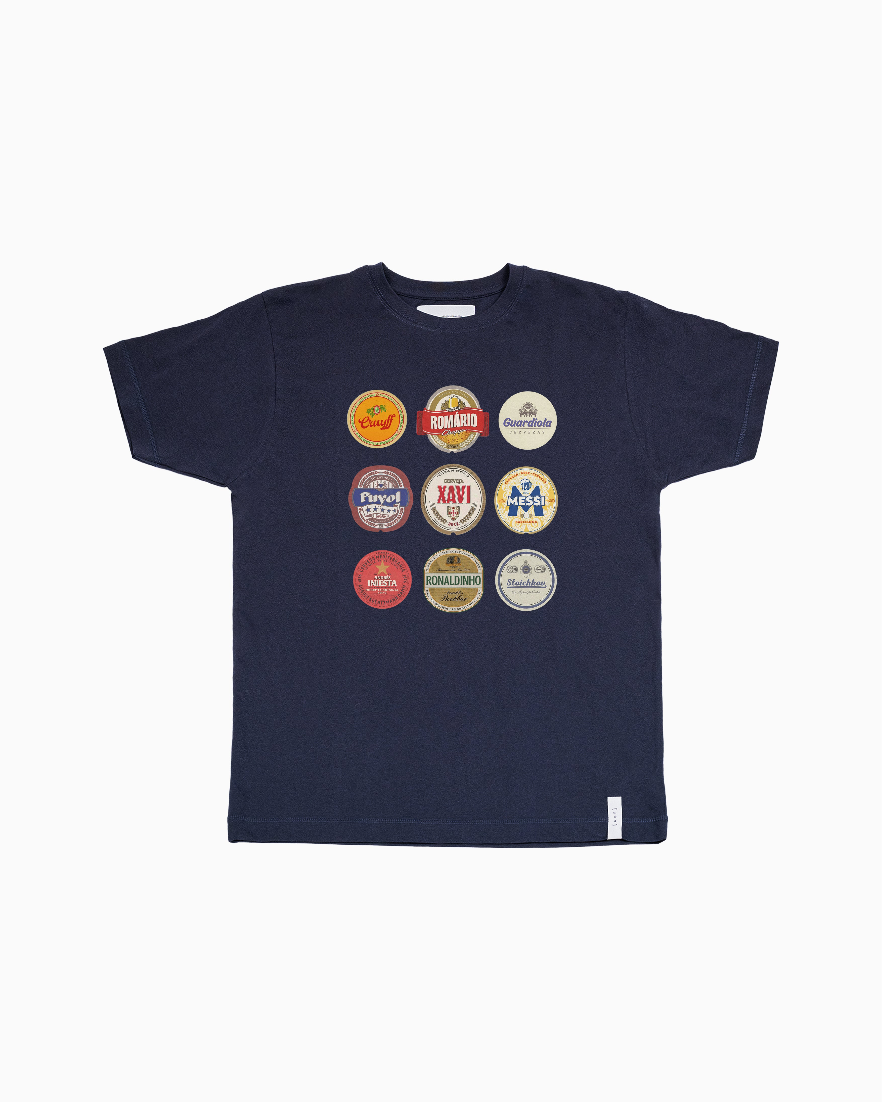 Camp Nou Brewery - Tee or Sweat