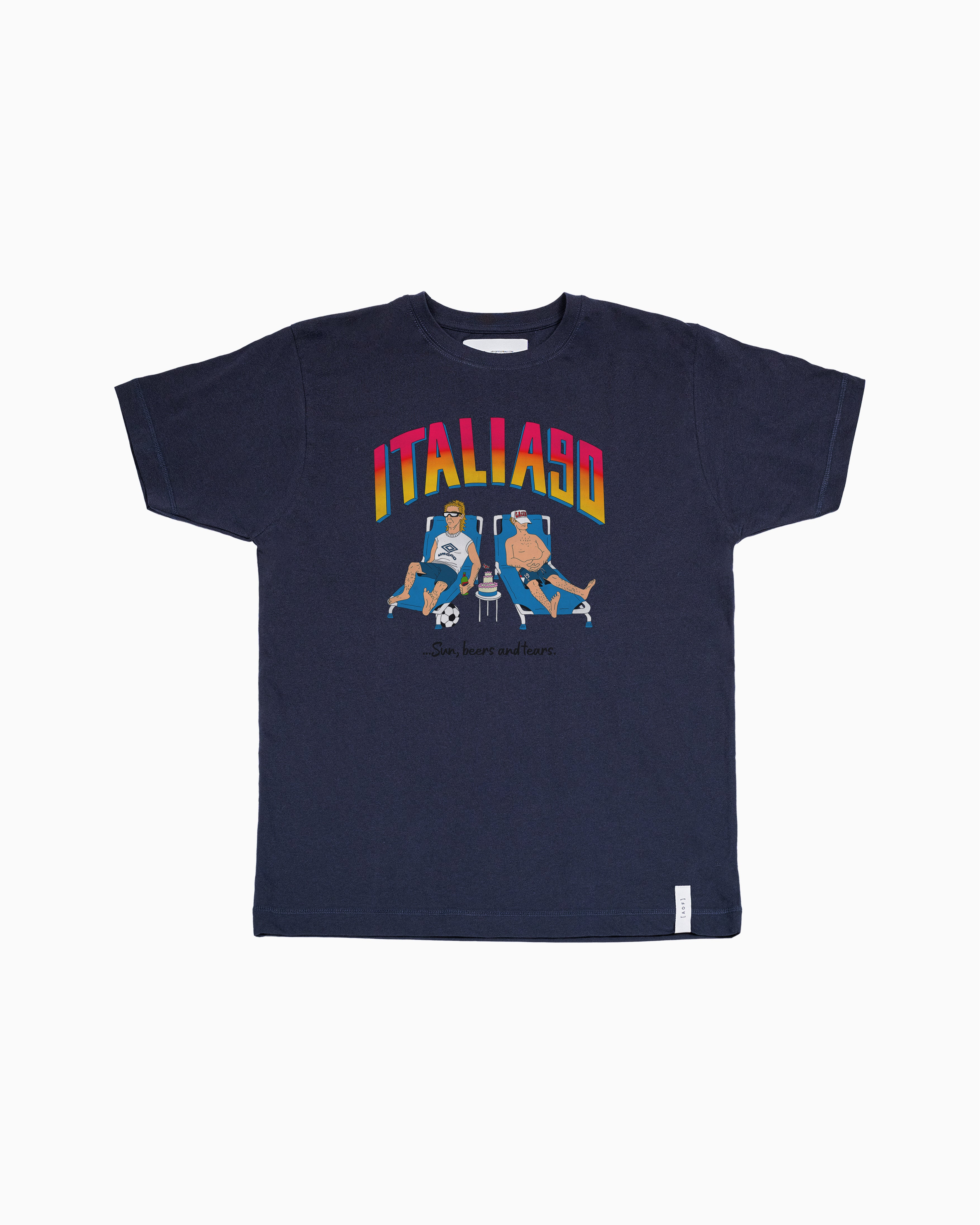 Italia '90 - Tee or Sweat