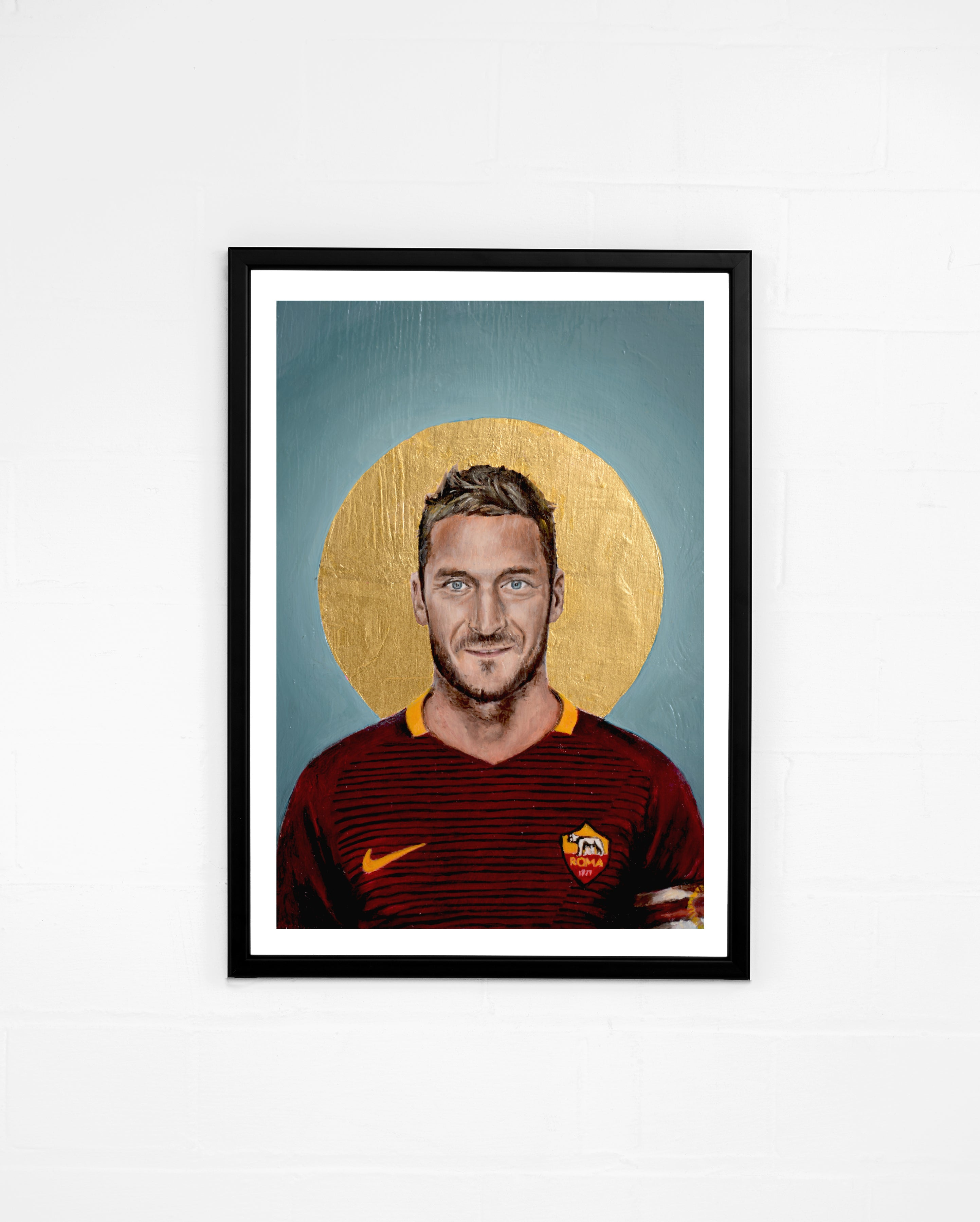 Icons, Totti - By David Diehl