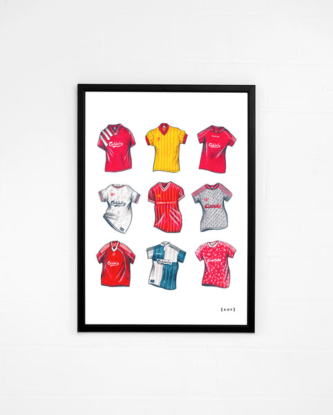 """LFC Classics"" - Print or Canvas"
