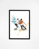 Cruyff Turn - Print or Canvas