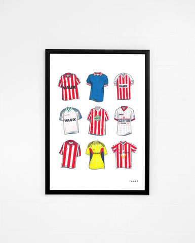 """SAFC Classics"" - Print or Canvas"