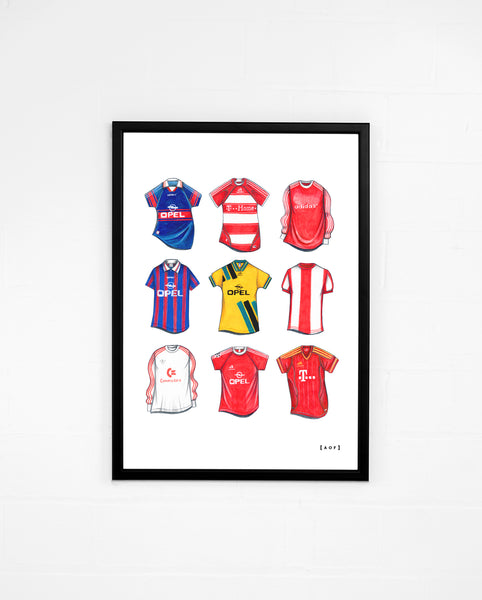 Bayern Classics - Print or Canvas