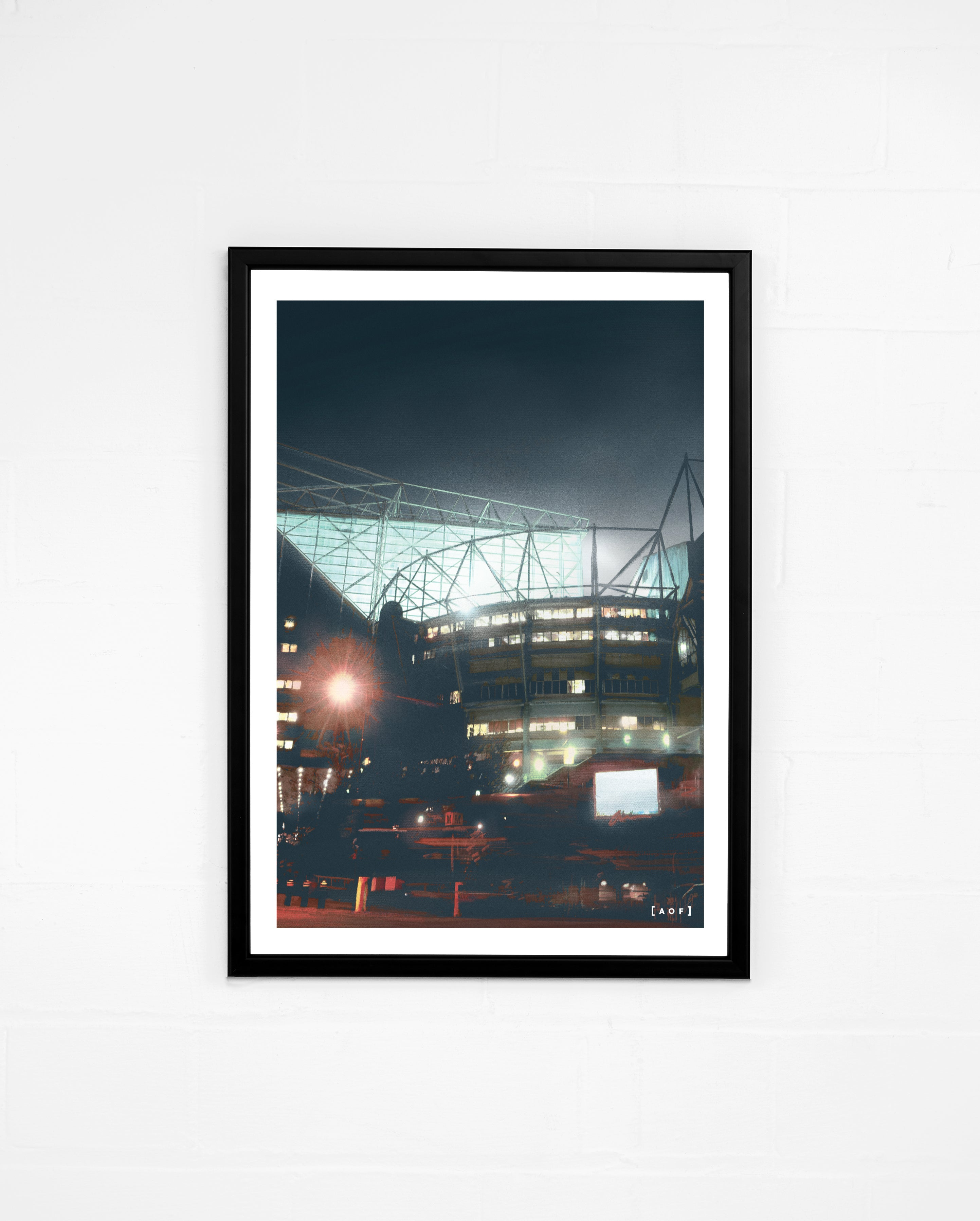 St James Park by Night - Print or Canvas