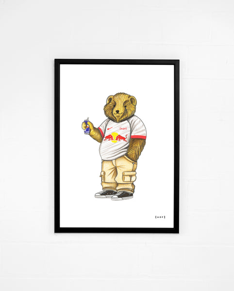 RB Pickles - Leipzig Print or Canvas