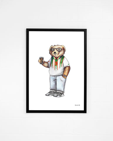 Paddy Pickles - Republic of Ireland Print or Canvas