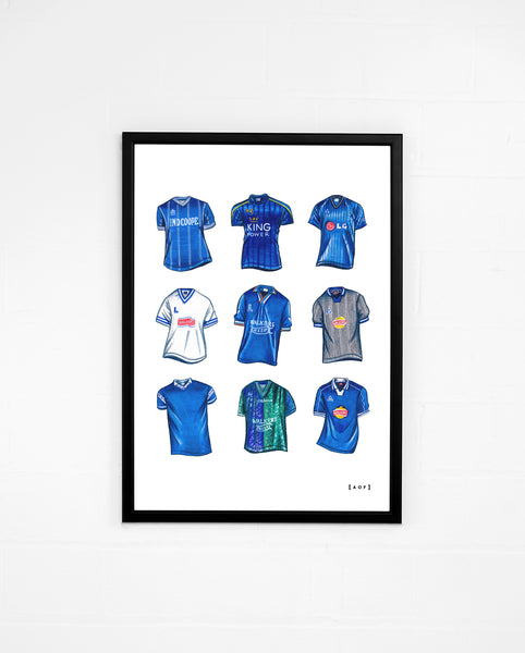 """LCFC Classics"" - Print or Canvas"