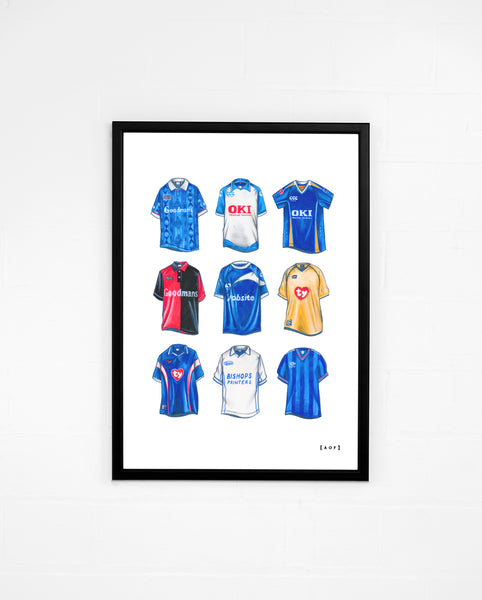 "Pompey Classics"" - Print or Canvas"