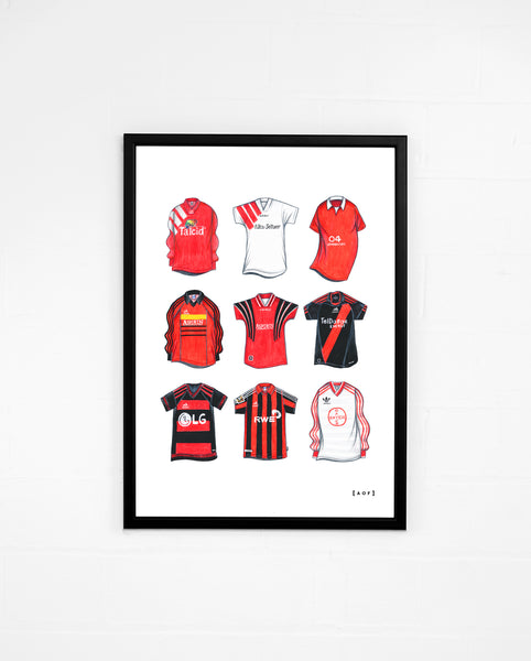 Bayer04 Classics - Print or Canvas