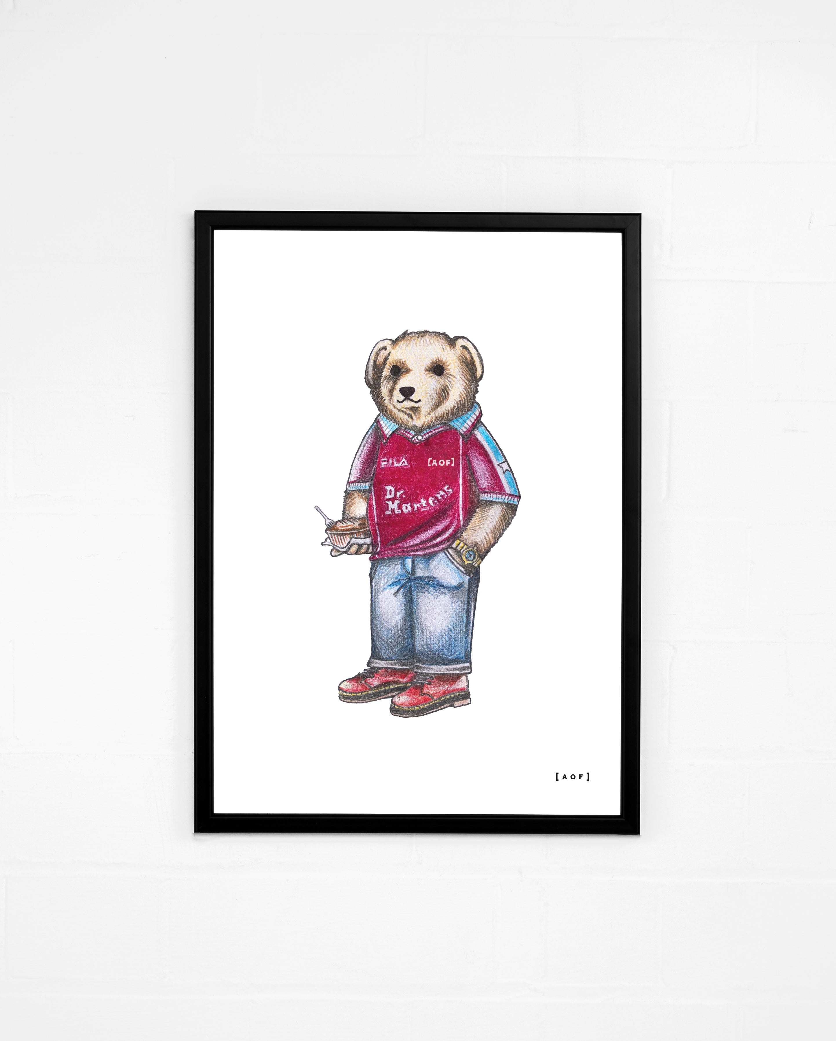 Hammers Pickles - West Ham Print or Canvas