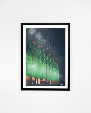 Celtic Park by Night - Print or Canvas
