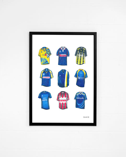 """CCFC Classics"" - Print or Canvas"