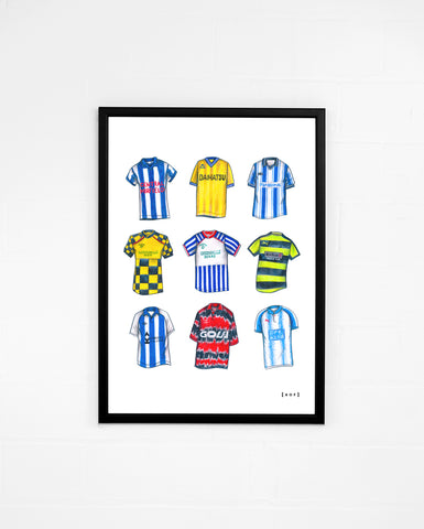 """HTAFC Classics"" - Print or Canvas"