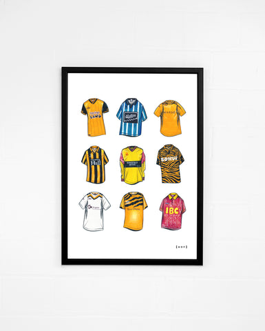 """HCFC Classics"" - Print or Canvas"