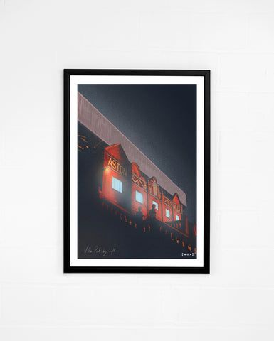 Villa Park by Night - Print or Canvas