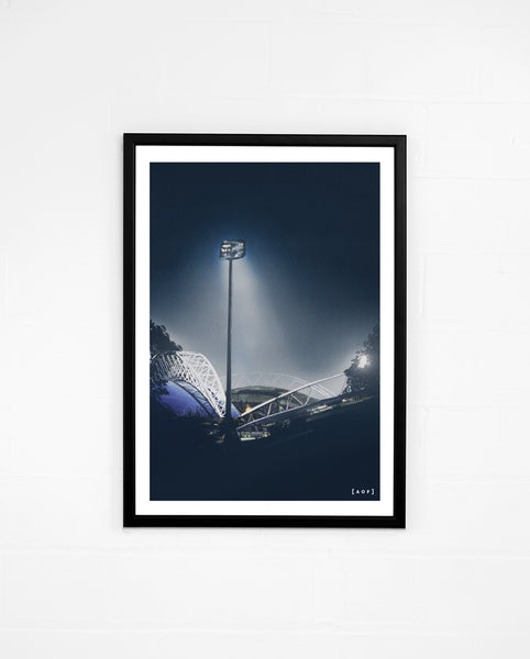 John Smith's Stadium by Night - Print or Canvas