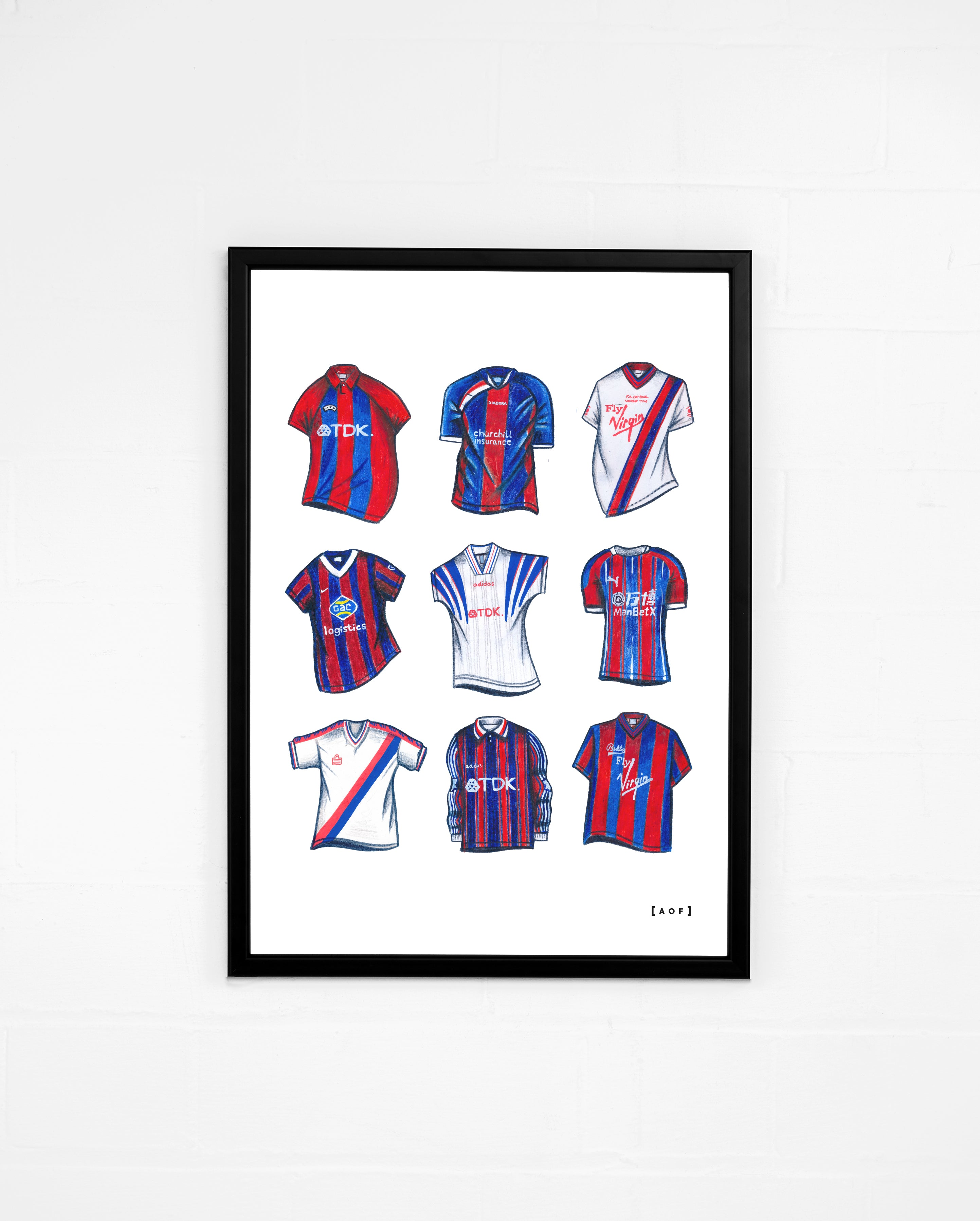 """CPFC Classics"" - Print or Canvas"