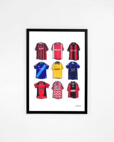 """AFCB Classics"" - Print or Canvas"