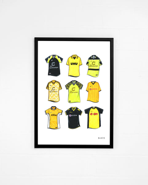 BVB Classics - Print or Canvas