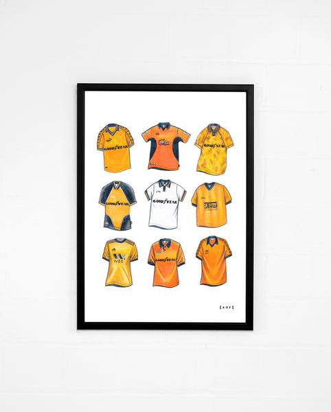 """WWFC Classics"" - Print or Canvas"
