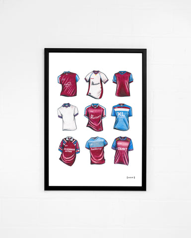 """WHUFC Classics"" - Print or Canvas"