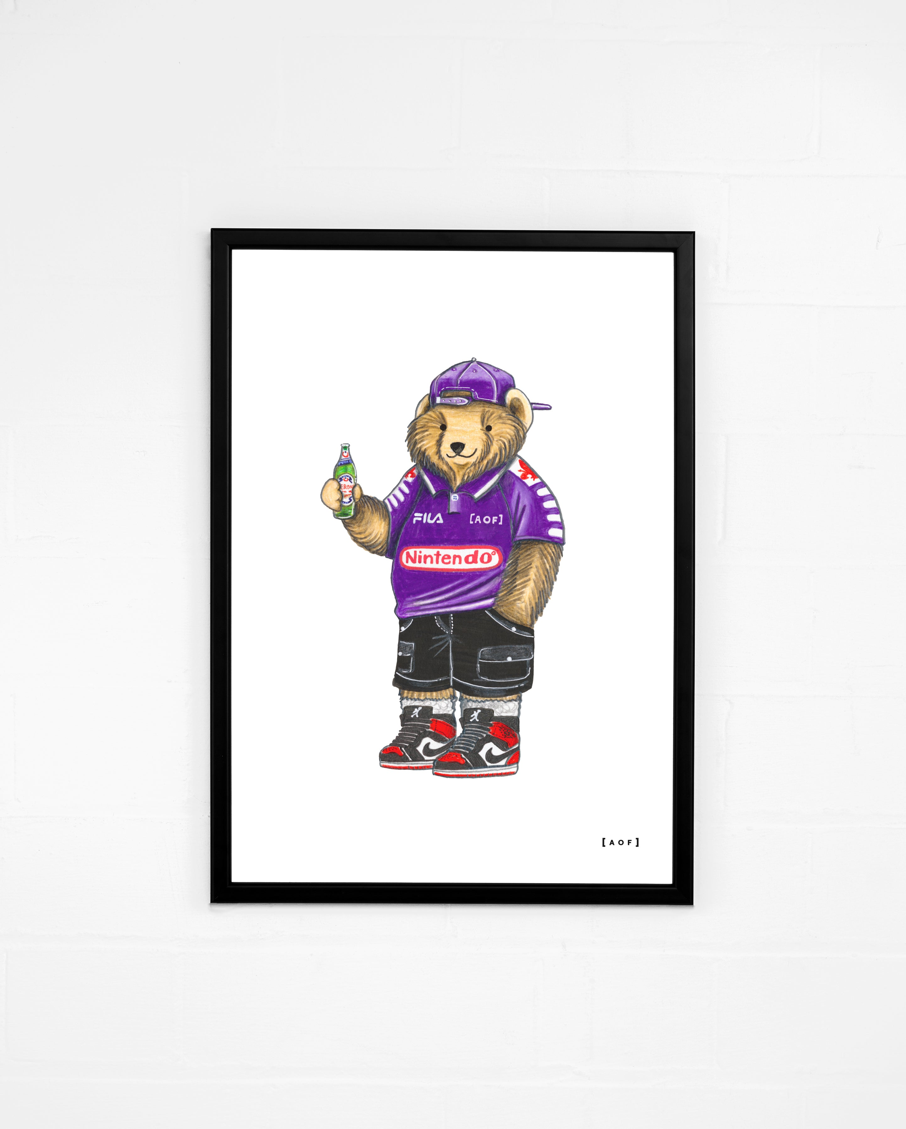 Fiorentina Pickles - Print or Canvas