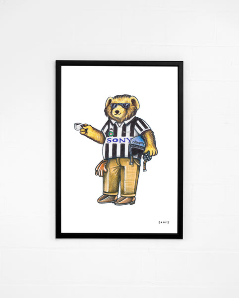 Juve Pickles - Print or Canvas