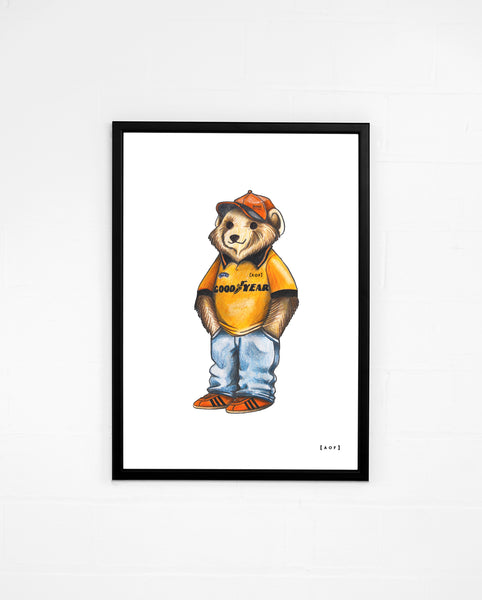 Molineux Pickles - Print or canvas