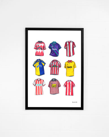 """SUFC Classics"" - Print or Canvas"