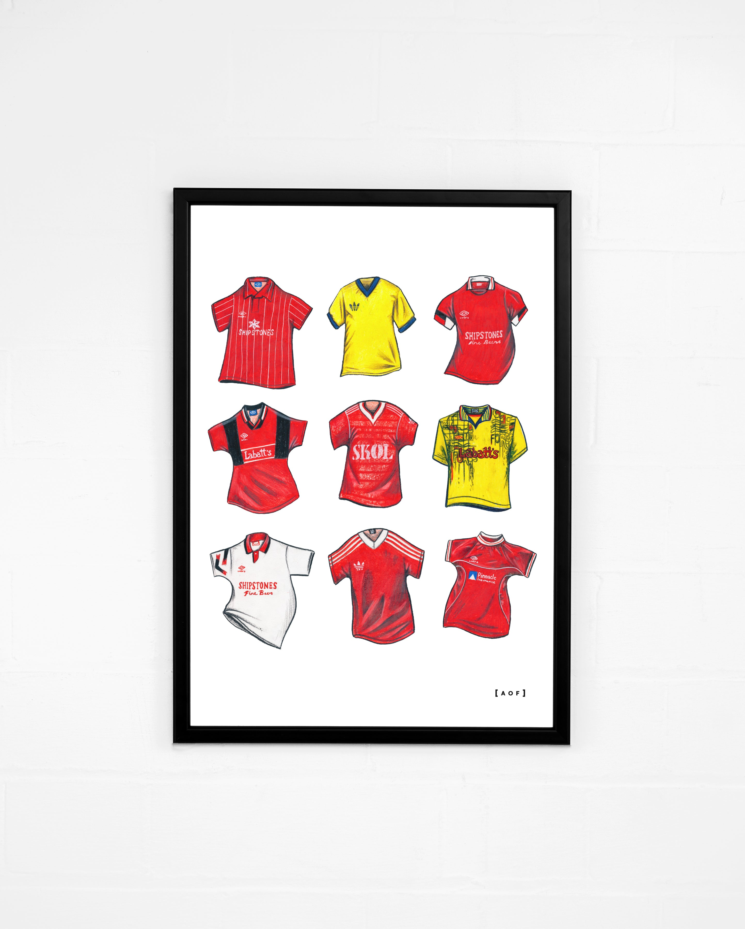 """NFFC Classics"" - Print or Canvas"