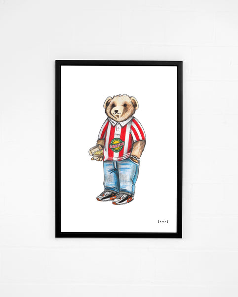 Mackem Pickles - Sunderland Print or Canvas