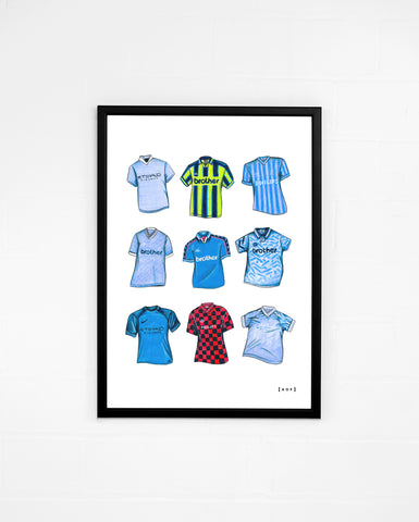 """MCFC Classics"" - Print or Canvas"