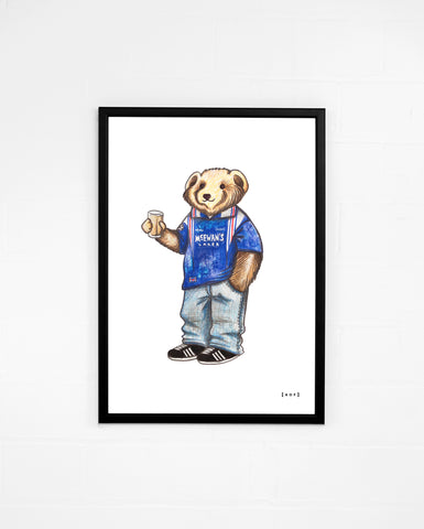 Gers Pickles - Rangers Print or Canvas