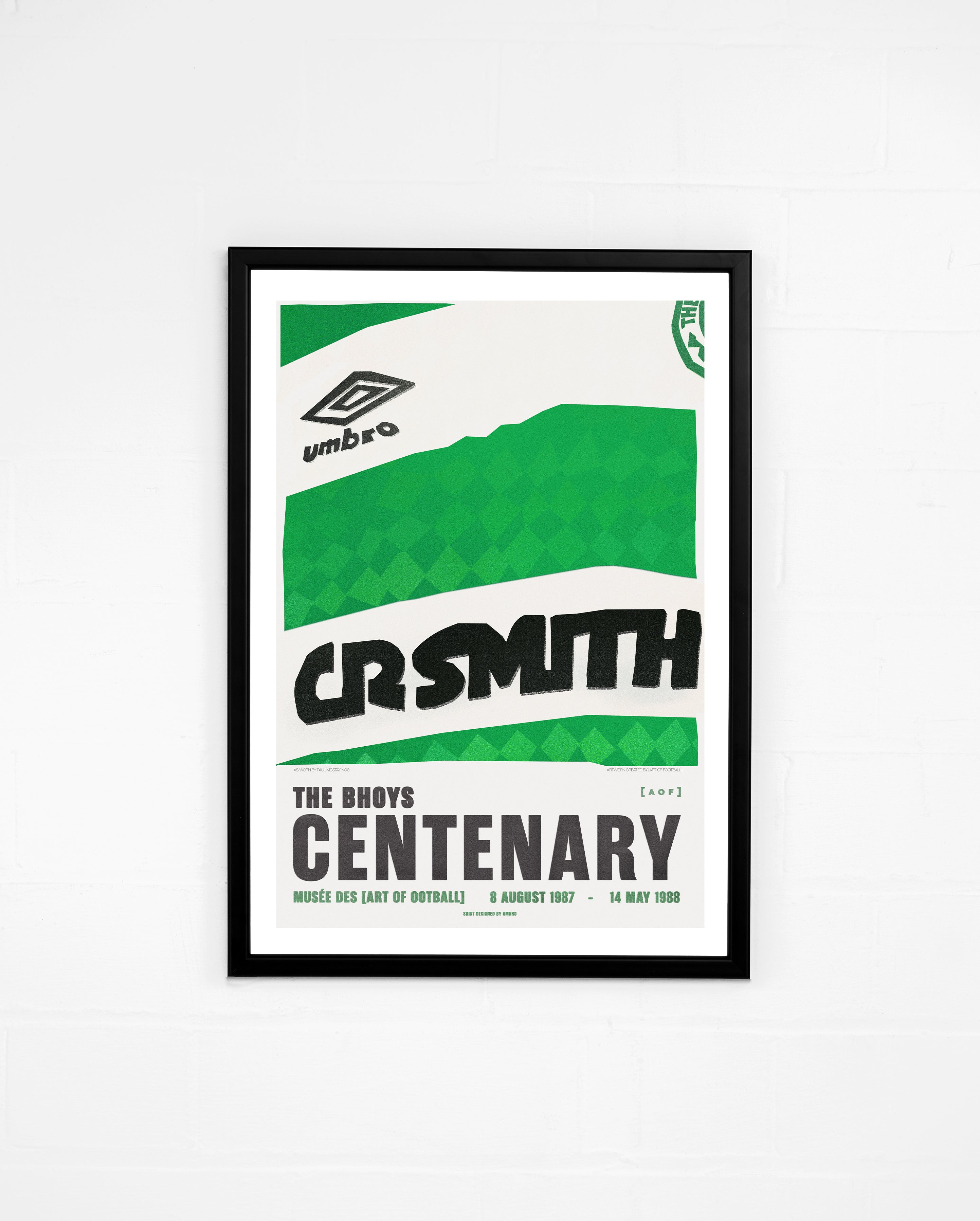 The Bhoys Centenary - Print or Canvas
