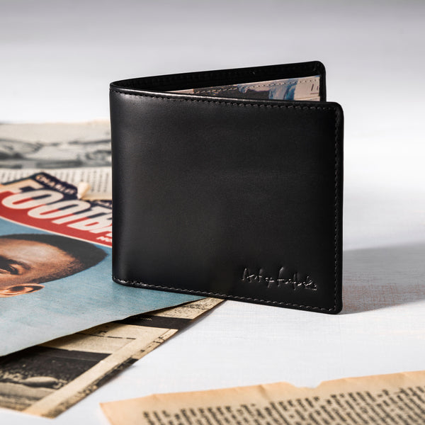 Limited Edition Leather Wallet